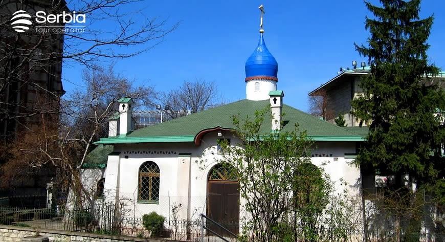 ruska crkva