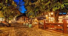 Bohemian night in Belgrade