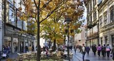 Центр Белграда – пешеходная экскурсия
