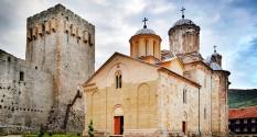 Монастыри Сербии – Манасия, Раваница, Каленич