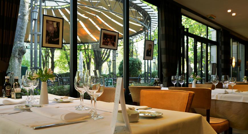 Restaurant madera for Restaurante madera