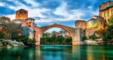 Балканский тур: 9 дней