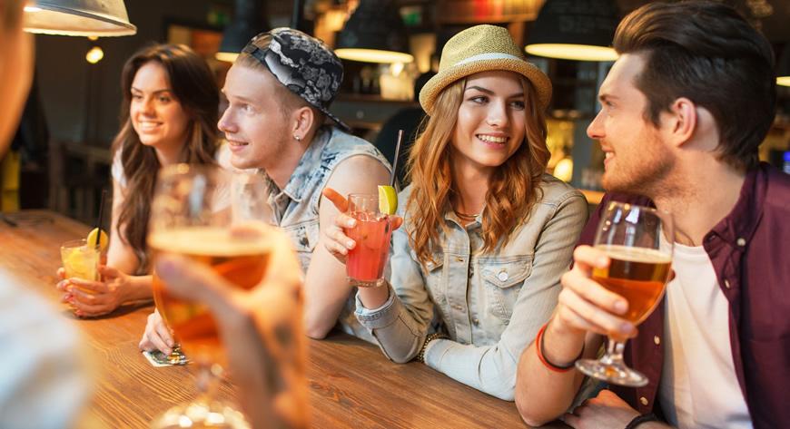 бар для знакомства с девушками